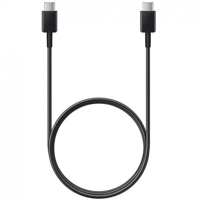 Оригинальный Type-C - Type-C кабель Samsung EP-DG977 для быстрой зарядки 100 Вт (1 метр, Black)