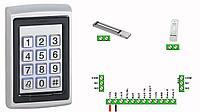 Кодонаборная панель, RFID, access control unit 7612