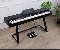 Цифровое молоточковое пианино 88006 black