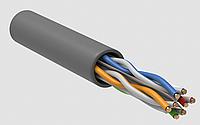 Кабель витая пара медь Полимет U/UTP4 cat.5e ZH КССПВ нг(А)-HF5e 4x2x0.52 для внутренней прокладки