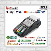 Банковский мобильный POS-терминал Verifone VX675 GSM/NFC с поддержкой бесконтактных карт, фото 1