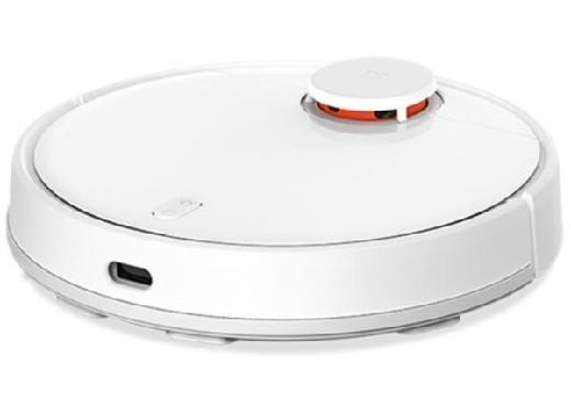 Робот-пылесос с функцией влажной уборки Xiaomi Mi Robot Vacuum-Mop P (белый)