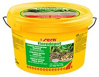 Sera FLOREDEPOT питательный грунт для растений (4.7 кг)