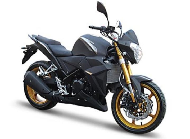 Мотоцикл Peda MOTRAC N10 250