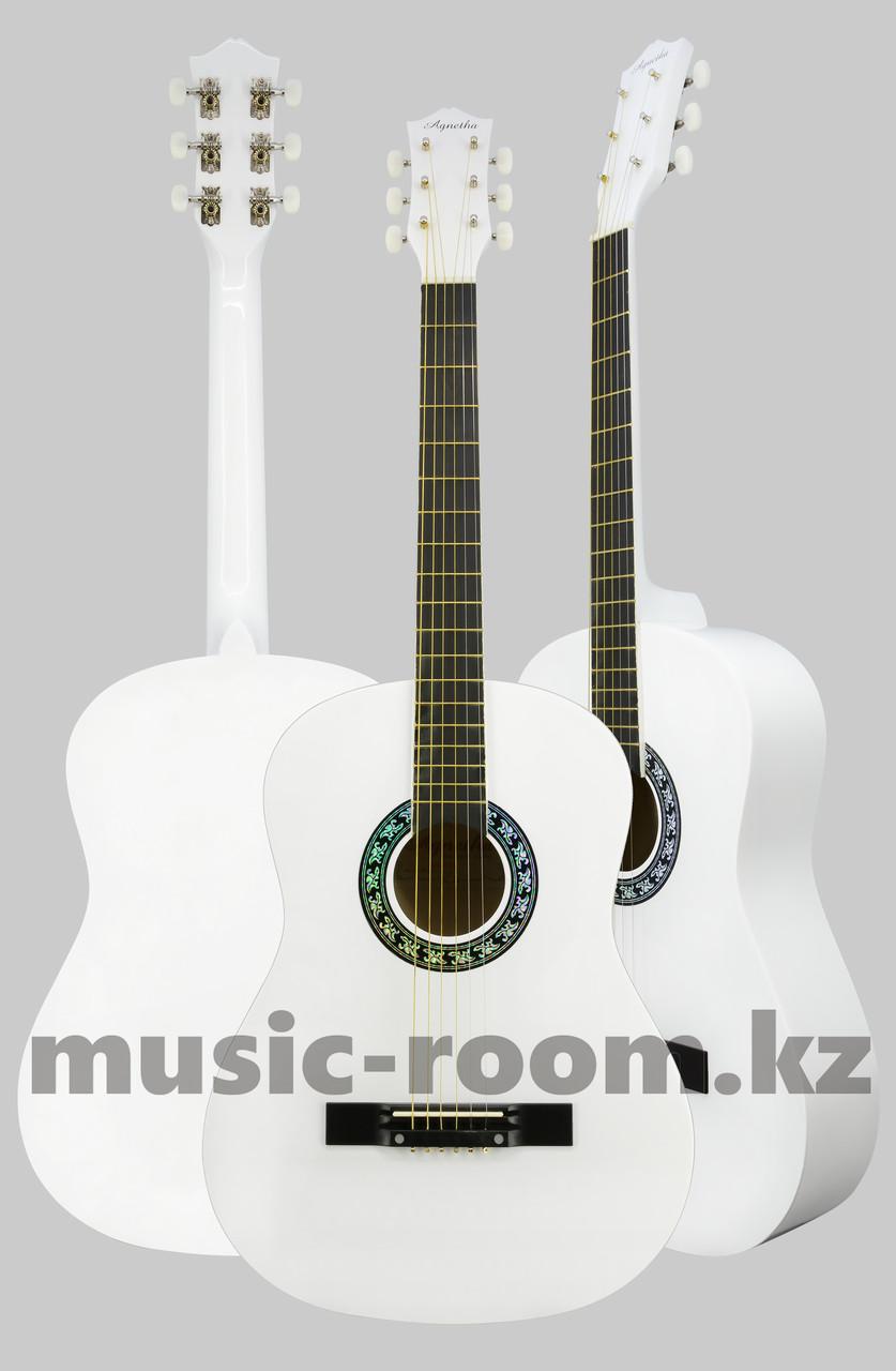 Акустическая гитара Agnetha APG-E110WH
