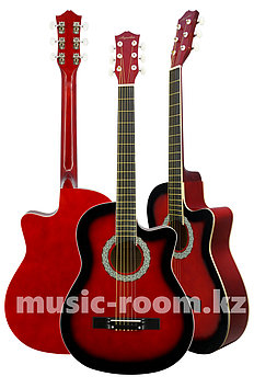 Акустическая гитара Agnetha APG-E110C RD