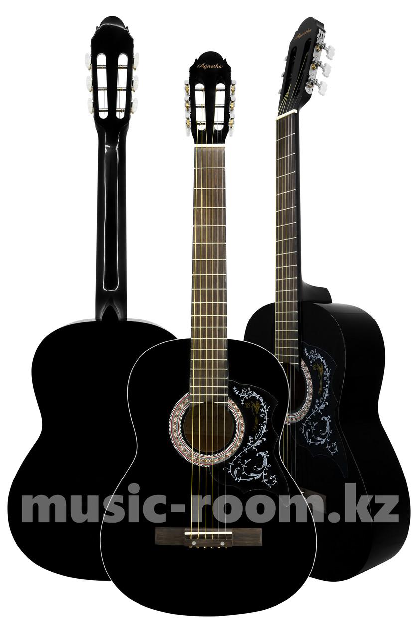 Гитара акустическая  Agnetha ACG-E133 BK