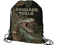 Мешок для обуви. Размер: 48х38х1 см. Seventeen Мир динозавров