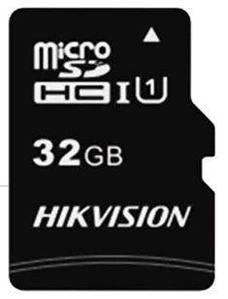 Карта памяти Hikvision HS-TF-C1(STD)/32G