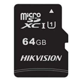 Карта памяти Hikvision HS-TF-C1(STD)/64G