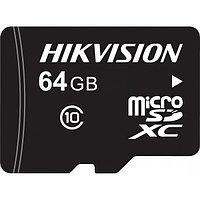 Карта памяти Hikvision HS-TF-L2I/64G