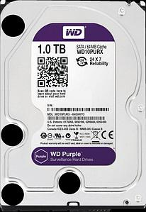 Жесткий диск Western Digital WD10PURX