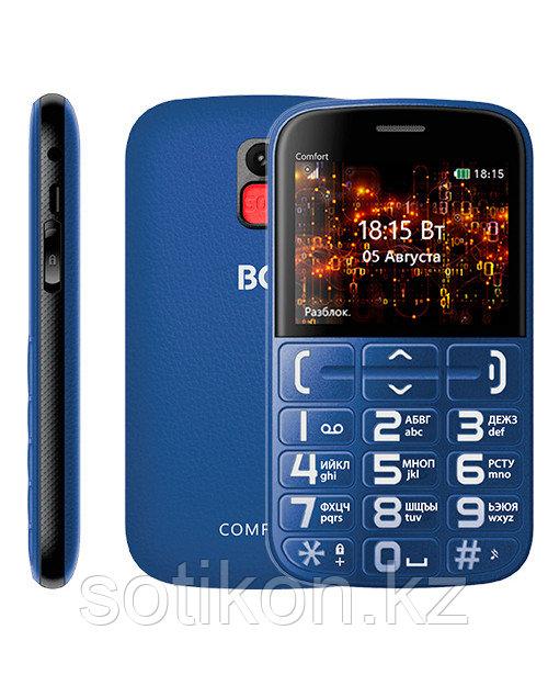 BQ BQ-2441 Comfort Синий+Чер