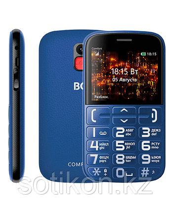 BQ BQ-2441 Comfort Синий+Чер, фото 2