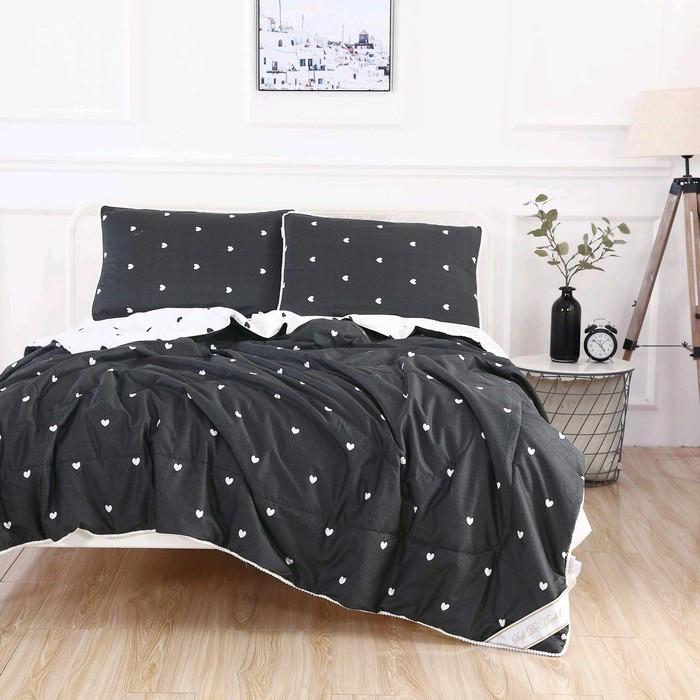 Комплект «Дарси №1»: 160 × 240 см, одеяло 160 × 220 см, 50 × 70 см - 2 шт