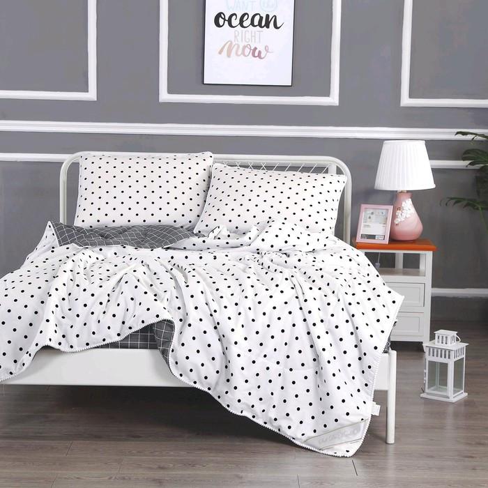 Комплект «Дарси №18»: 160 × 240 см, одеяло 160 × 220 см, 50 × 70 см - 2 шт