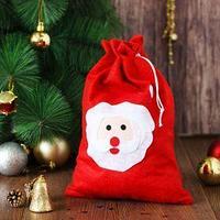 Карнавальный мешок 'Дед Мороз'