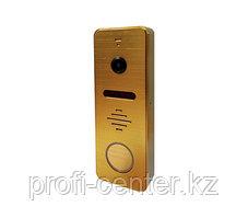 """Вызывная панель видеодомофона Optimus DSH-1080 цвет """"медь"""""""