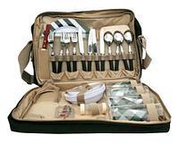 Набор посуды, сумка для пикника ТОНАР HELIOS СКАУТ HB4-425, фото 1