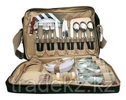 Набор посуды, сумка для пикника ТОНАР HELIOS СКАУТ HB4-425