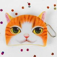 Кошелёк 'Рыжий кот'