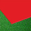 Пвх красный 8 мм(0.55)