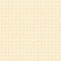 Обои бумажные Саратов Ф551-02 'Снежок' фон горошек бежевый, 0,53x10 м