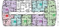 1 комнатная квартира в ЖК Олимпийский 46.71 м², фото 1