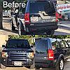 Рестайлинг комплект на Land Rover Discovery 3-4 под LRD рестайлинг, фото 4