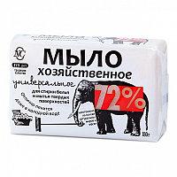 Мыло хозяйственное универсальное 72%. 180г
