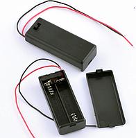 BOX Bat Holder 2*AAA flip контейнер для батареек
