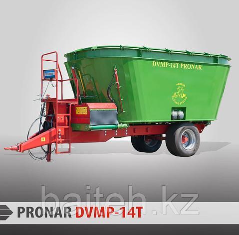 Кормораздатчик Pronar DVMP T-12/14/16/18, фото 2