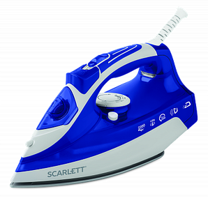 Утюг Scarlett SC-SI30K22 синий