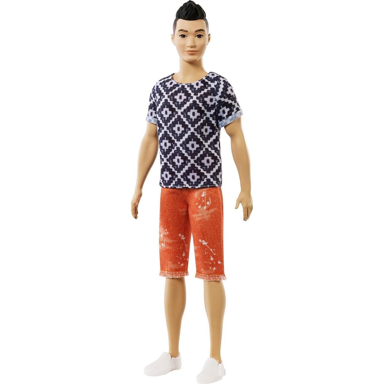"""Barbie """"Игра с модой"""" Кукла Кен Азия #115 (Высокий)"""