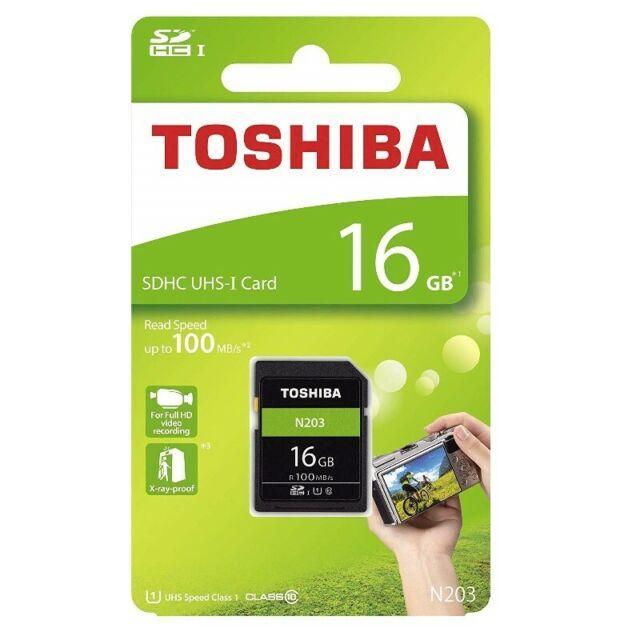 Карта памяти micro SD TOSHIBA 16g @ 10