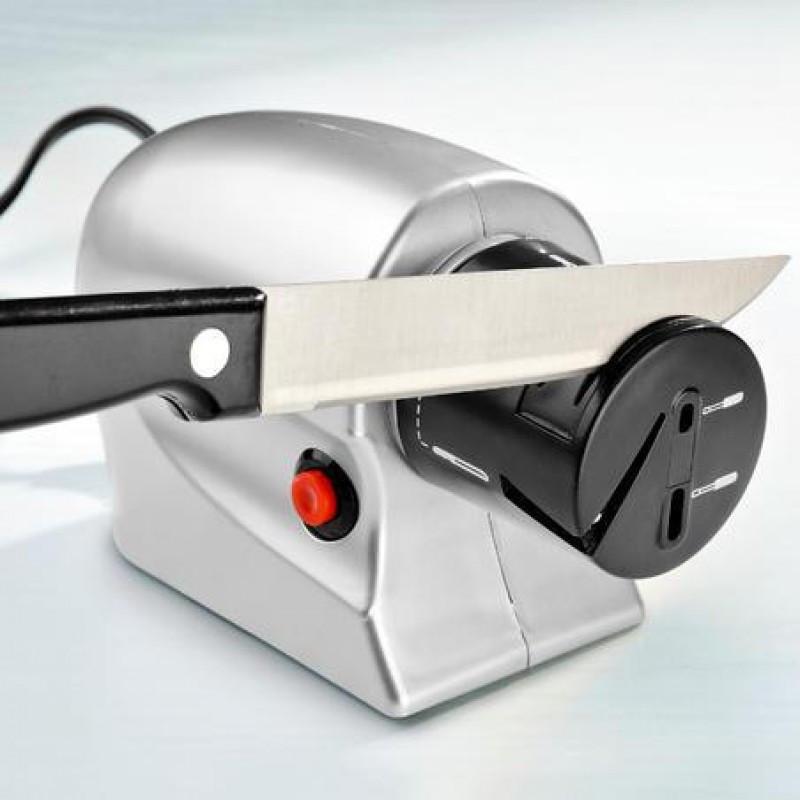 Электрическая универсальная ножеточка «Острые грани» для ножей, ножниц, отвёрток.