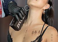Принтер для нанесения на тело временных цветных/чб татуировок