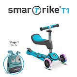 Самокат Smart Trike T-Scooter T1 Blue, фото 5
