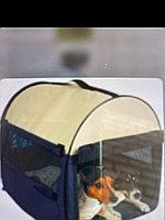 "Trixie Сумка транспортная ""Kennel"" размер M, 55 х 65 х 80 см, нейлон"