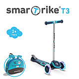 Самокат Smart Trike Scooter T3 Blue, фото 4