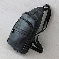Мужская барсетка Кобура, нагрудная сумка