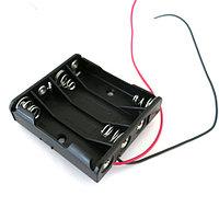 BOX Bat Holder 4*AAA контейнер для батареек