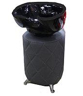 AS-008 Мойка-тумба без кресла (серая)
