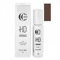 Хна для бровей Premium henna HD CC Brow (какао) 5 г №00184