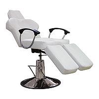 BE-8519 Кресло косметологическое (белое, гладкое)