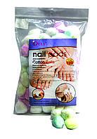 Салфетки-шарики ватные Ouli для маникюра OL-120 (120 шт.) №60200(2)