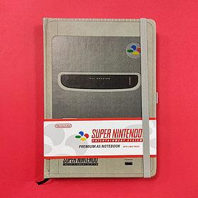Блокнот лицензионный Super Nintendo