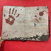 Блокнот  лицензионный Ходячие Мертвецы, фото 3