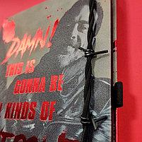 Блокнот  лицензионный Ходячие Мертвецы, фото 4