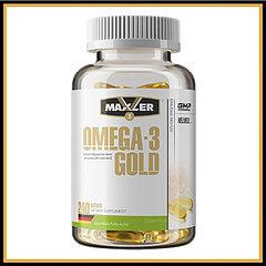 Maxler Omega-3 Gold 240капсул